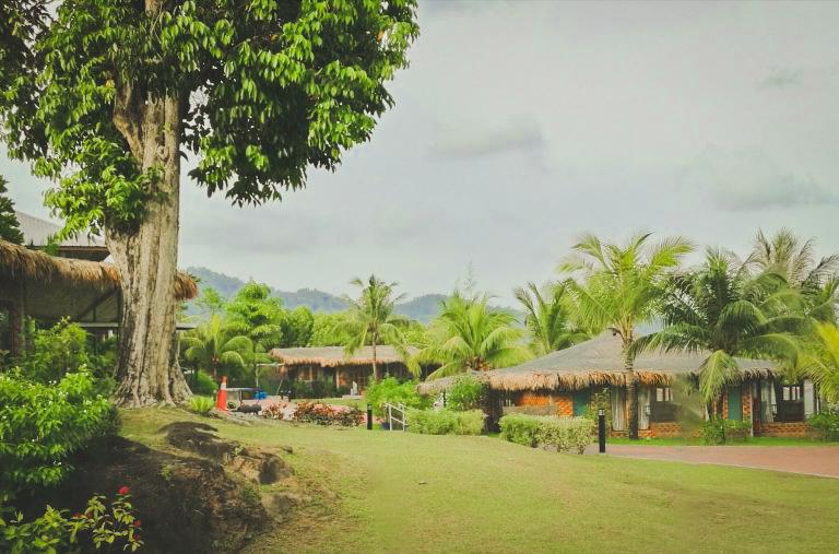 the ocean front villa